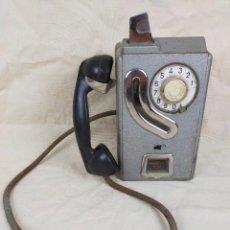 Teléfonos: TELÉFONO DE FICHAS STANDARD ELÉCTRICA MODELO 5536. Lote 272433663
