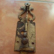 Antigüedades: CIERRE A PRESIÓN ANTIGUO. Lote 272547233
