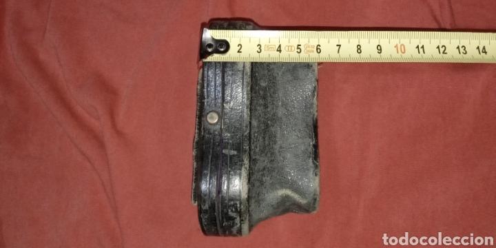 Antigüedades: FUNDAS (PAREJA) ANTIGUAS GEMELOS DE TEATRO. ÓPTICO CALLE DE ZARAGOZA 24 VALENCIA - Foto 13 - 272557758