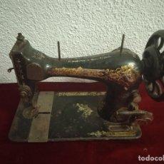 Antigüedades: MAQUINA DE COSER SINGER. Lote 272570293
