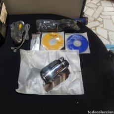 Antigüedades: CAMARA DVD CAM HITACHI DZ-GX5100E. Lote 272578603