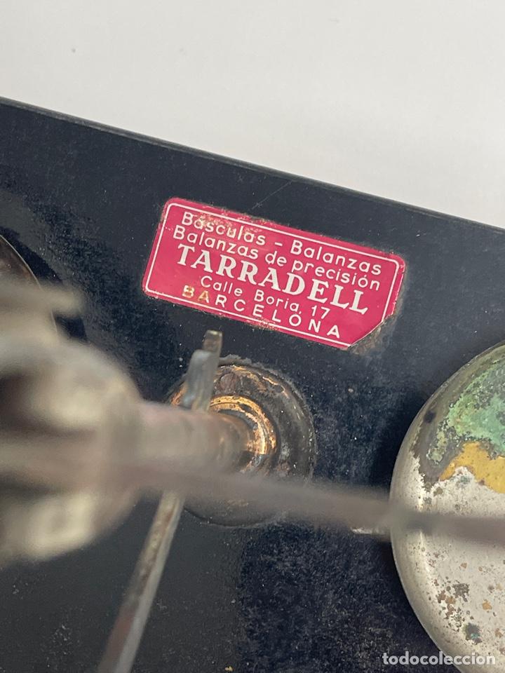 Antigüedades: BALANZA DESMONTABLE. PRINCIPIOS S.XX. - Foto 4 - 272680088