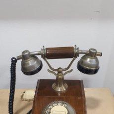 Teléfonos: BONITO TELÉFONO ANTIGUO, FUNCIONA. Lote 272772953
