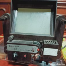 Antigüedades: VISIONADORA SUPER 8MM PRESTINOX S8 180 B. Lote 273452918