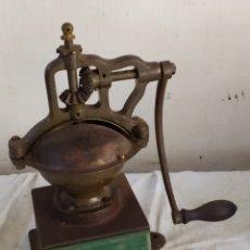 Oggetti Antichi: ESPECTACULAR MOLINO DE CAFÉ SIGLO XIX. Lote 273479508