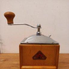 Antigüedades: MOLINILLO DE CAFE MARCA DE VE MADE IN HOLLAND HOLANDES. Lote 273633463