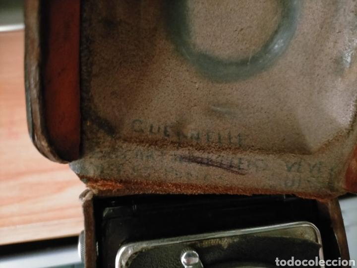 Antigüedades: Cámara de fotos ZEISS ICON - Foto 5 - 273655108