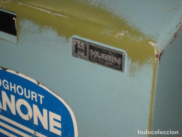 Antigüedades: Antigua caja registradora Hugin. - Foto 6 - 274004463