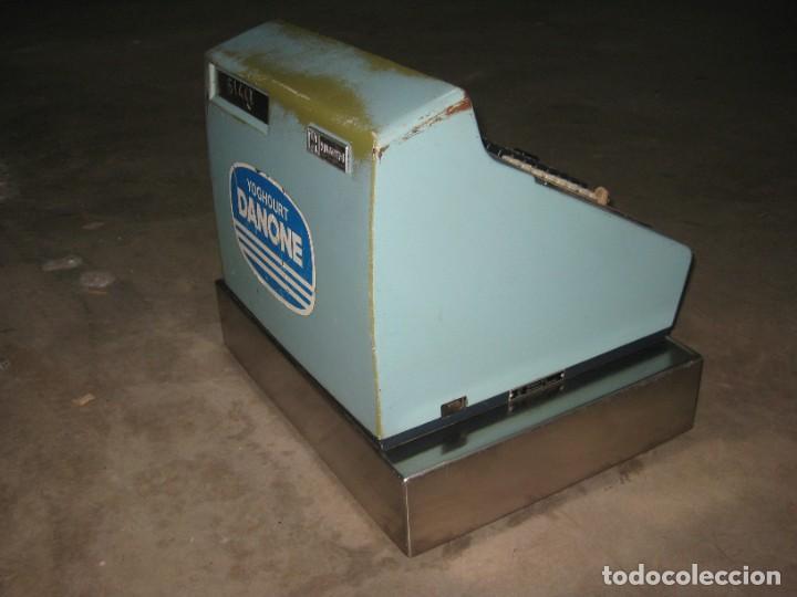 Antigüedades: Antigua caja registradora Hugin. - Foto 7 - 274004463