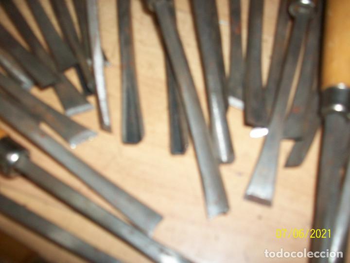 Antigüedades: LOTE DE 46 FORMONES - Foto 6 - 274028268