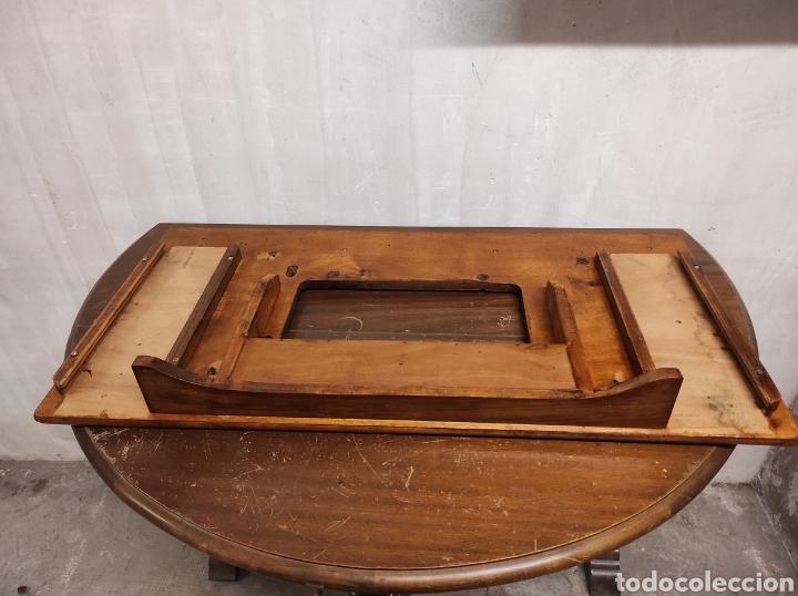 Antigüedades: Sobre máquina de coser con cajones KÖHLER - Foto 12 - 274430308