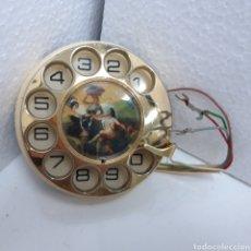 Teléfonos: ANTIGUO DISCO TELEFONO STILO.. Lote 274670823
