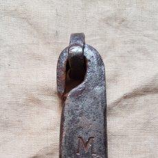 Antigüedades: ANTIGUO PONDERAL PESO ROMANA MARCAS 448 GRAMOS. Lote 274853278