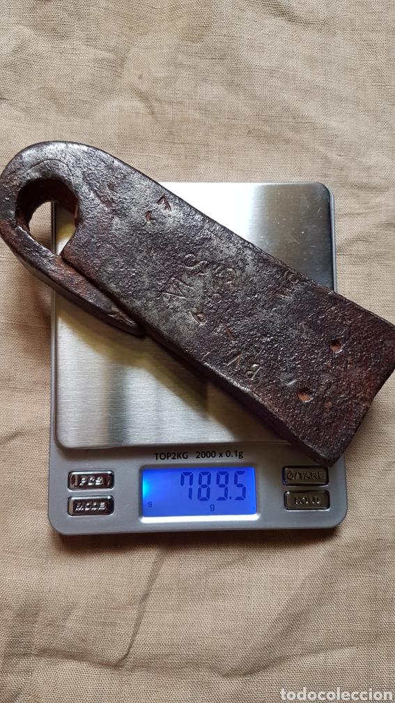 Antigüedades: Antiguo ponderal peso romana 789,5 gramos - Foto 3 - 274853568