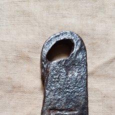 Antigüedades: ANTIGUO PONDERAL PESO ROMANA MARCAS 194,8 GRAMOS. Lote 274854983