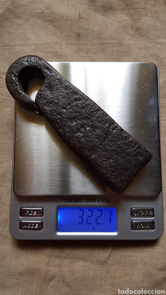 Antigüedades: Antiguo ponderal peso romana 322,1 gramos - Foto 3 - 274855338