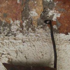 Antigüedades: ANTIGUO QUINQUÉ DE FORJA PEQUEÑO. Lote 274888758
