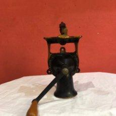 Antigüedades: RARO MOLINILLO CAFE ANTIGUO. SPONG & CO LTD Nº2 ENGLAND.EXCELENTE ESTADO . VER FOTOS. Lote 275034468