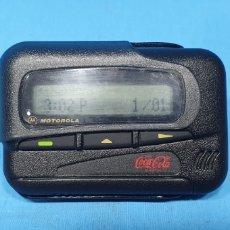 Teléfonos: BEEPER BUSCA - MENSATEL MOTOROLA - COCA-COLA. Lote 275037583