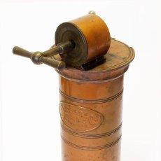 Antigüedades: CURIOSO APARATO GINECOLOGICO DEL SIGLO XIX - IRRIGADOR/IRRIGATEUR EGUISIER. Lote 275111128