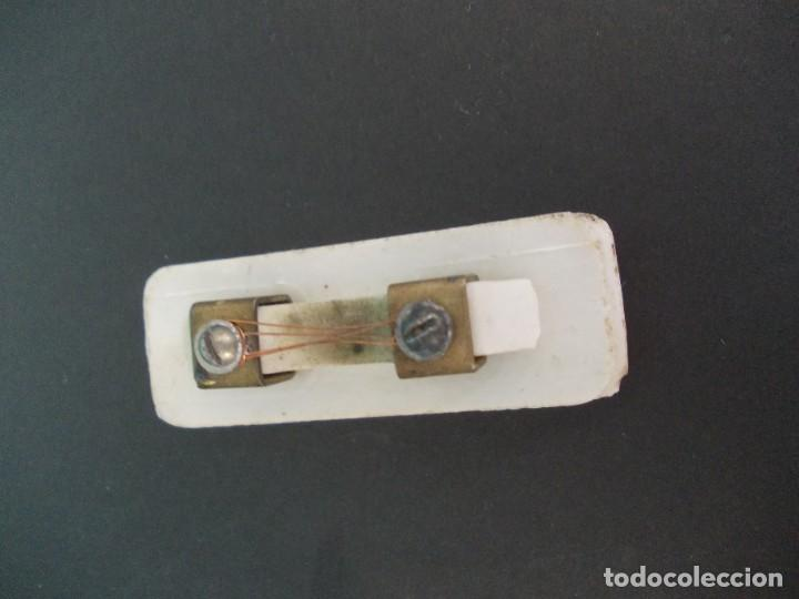 Antigüedades: Caja de fusible Cerámico BJC 5 A 250 V - Foto 10 - 275149138