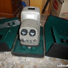 Antigüedades: PROYECTOR DE DIAPOSITIVAS STEREO VIVID TDC MODEL 116 VER FOTOS. Lote 275192093