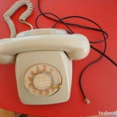 Teléfonos: ANTIGUO TELÉFONO HERALDO - GRIS - AÑOS 70 - TELEFÓNICA ESPAÑA.. Lote 275244218