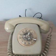 Teléfonos: TELÉFONO SOBREMESA VERDE CLARO - TELEFÓNICA. Lote 275521568