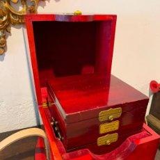 Antigüedades: CRONOMETRO MARINO. RELOJ DE BITACORA. RELOJ CUARTO DE DERROTA CRONÓMETRO MARINO POLJOT RUSO. Lote 275697808