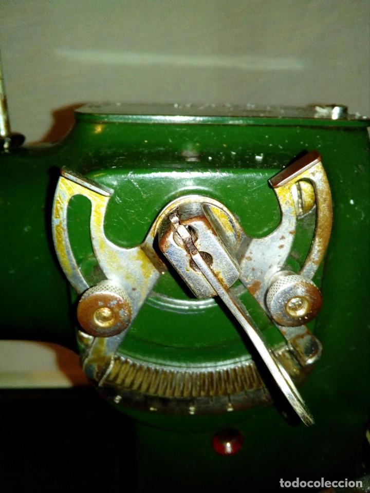 Antigüedades: maquina de coser REFREY - Foto 14 - 275712533