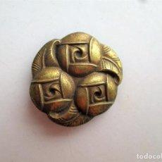 Antigüedades: EMBELLECEDOR DE LATON PARA RESTAURAR MUEBLE ANTIGUO – MOTIVO CELTA. Lote 275929008