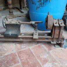 Antigüedades: TORNO PRINCIPIOS DEL SIGLO XX. Lote 275983853