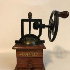 Antigüedades: MOLINILLO DE CAFE MINIATURA. Lote 276112313
