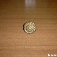 Antigüedades: POMO TIRADOR DE BRONCE.5 CM DE DIAMETRO.. Lote 276417168