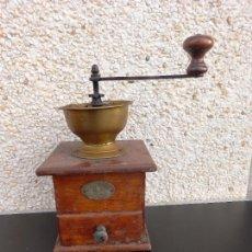 Antigüedades: MOLINO DE CAFE ANTIGUO, MUTZING-FRAMONT. Lote 276615338