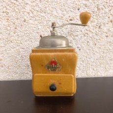 Antigüedades: MOLINO DE CAFE ANTIGUO, PEDE DIENES. Lote 276615503