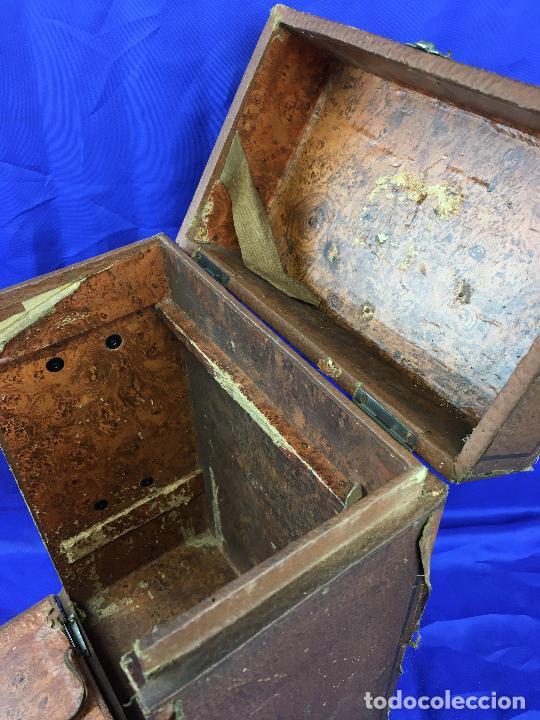 Antigüedades: proyector de cine Pathe baby Brevete con caja original - Foto 20 - 276628233