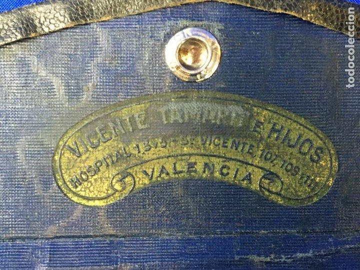 Antigüedades: ESTUCHE QUIRÚRGICO CON INSTRUMENTAL MEDICO, FORENSE, CIRUJANO MILITAR, - Foto 21 - 276658608