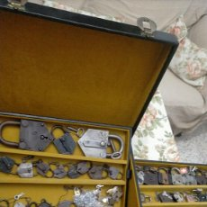Antigüedades: COLECCIÓN DE CANDADOS. Lote 276804378