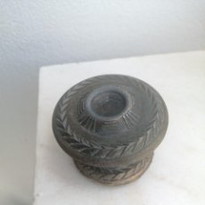 Antigüedades: ANTIGUO POMO METAL ART DECO PARA PUERTA CERRAJERÍA. Lote 277072158