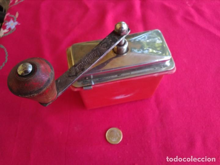 Antigüedades: Molinillo antiguo de café - Foto 2 - 277087823