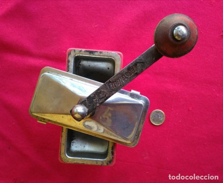 Antigüedades: Molinillo antiguo de café - Foto 5 - 277087823