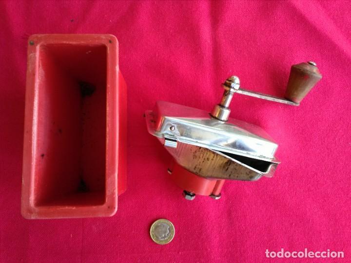 Antigüedades: Molinillo antiguo de café - Foto 6 - 277087823