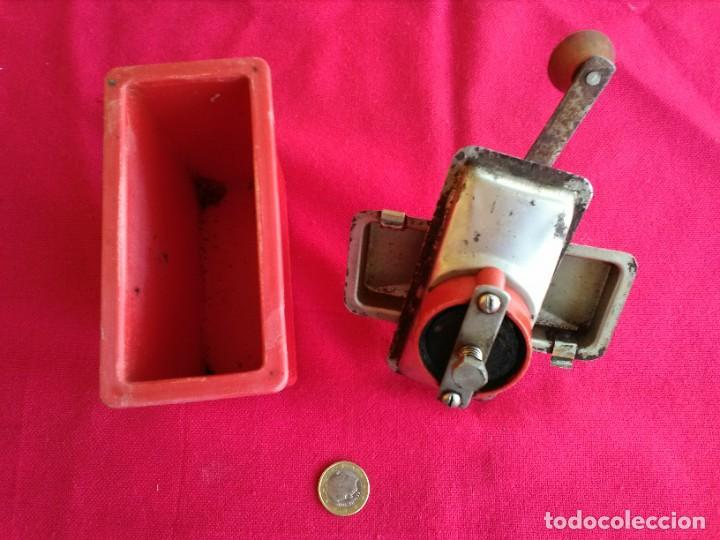 Antigüedades: Molinillo antiguo de café - Foto 7 - 277087823