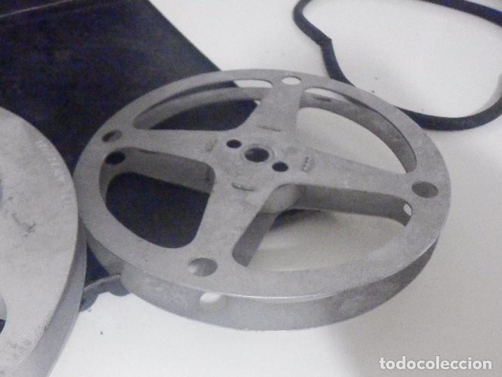 Antigüedades: Proyector Eastman Kodak - Kodascope Moldel C - 1924 - 115 Voltios - C/ Caja y accesorios - Foto 10 - 277127988