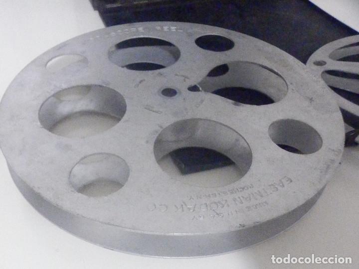Antigüedades: Proyector Eastman Kodak - Kodascope Moldel C - 1924 - 115 Voltios - C/ Caja y accesorios - Foto 11 - 277127988
