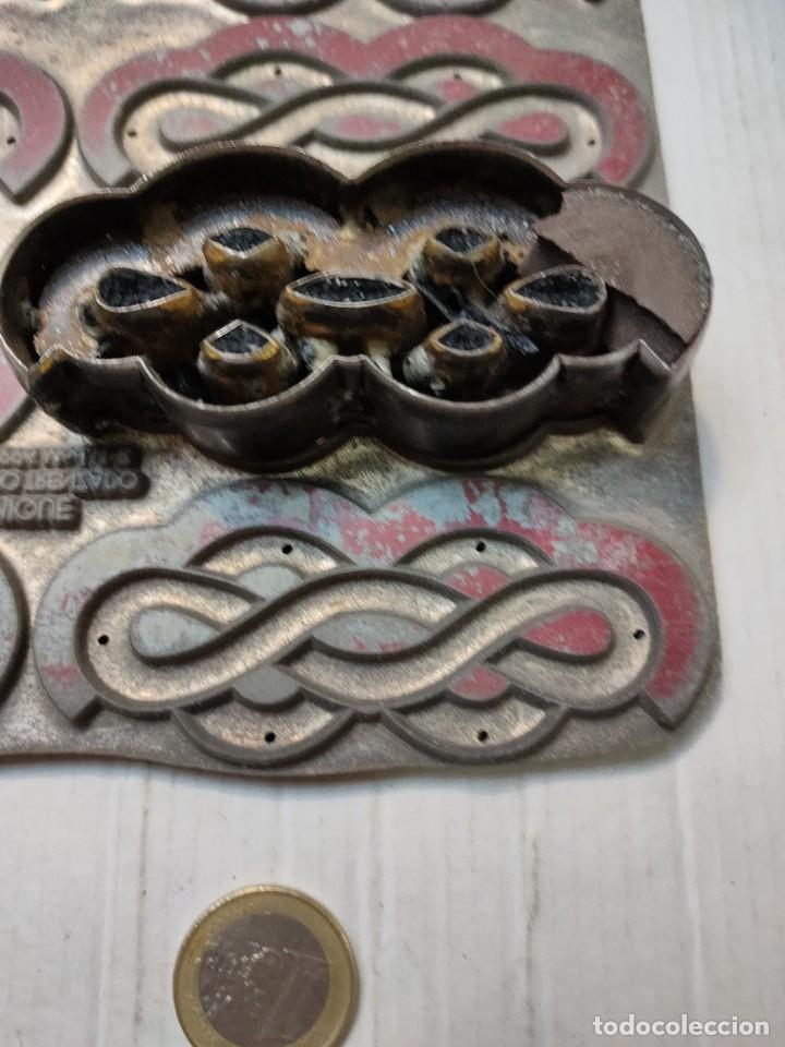 Antigüedades: Juego de adorno Antiguo Calzado -Marroquinería - Foto 4 - 277169713