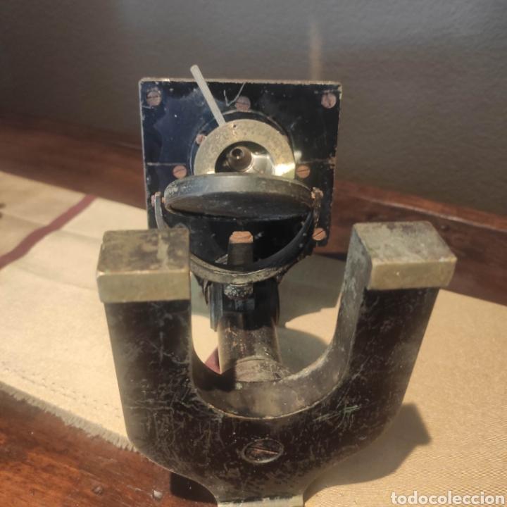 Antigüedades: MICROSCOPIO LOUIS SCHOPPER - Foto 4 - 277217243