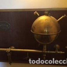 Antigüedades: PIEZA INGLESA DE MUESTRARIO...PROBABLEMENTE BOMBA DE FUMIGAR O PROTOTIPO. Lote 277234658