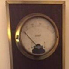 Antigüedades: CUADRO DE CONTROL DE CENTRAL ELECTRICA. Lote 277235698